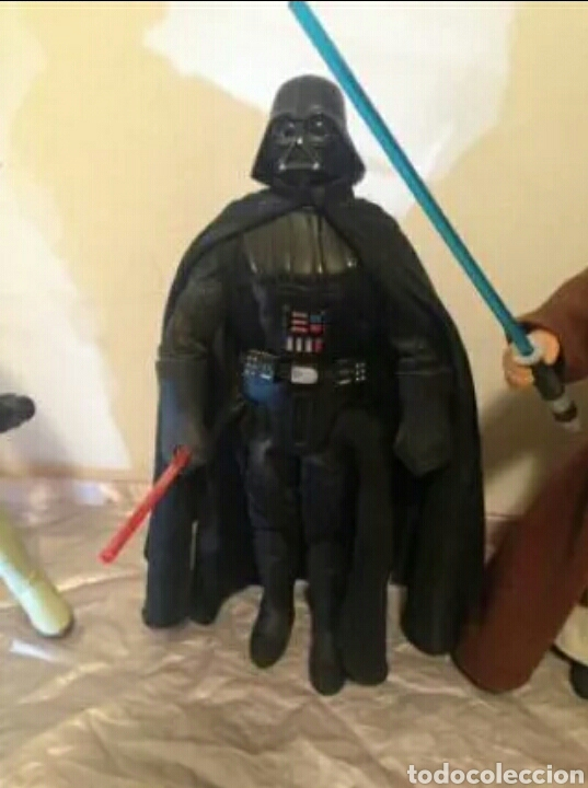 Figuras y Muñecos Star Wars: FIGURAS STAR WARS - Foto 2 - 104694599