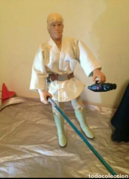 Figuras y Muñecos Star Wars: FIGURAS STAR WARS - Foto 4 - 104694599