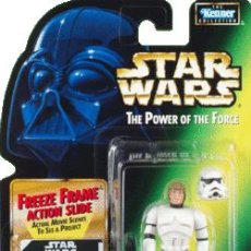 Figuras y Muñecos Star Wars: STAR WARS - LUKE SKYWALKER IN STORMTROPER DISGUISE WITHIMPERIAL BLASTER -. Lote 104771727
