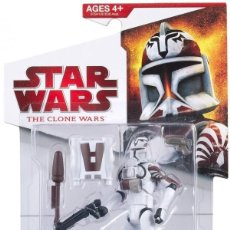 Figuras y Muñecos Star Wars: STAR WARS - CLONE TROOPER THE CLONE WARS -. Lote 104784871