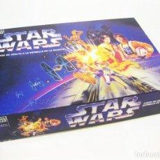 Figuras y Muñecos Star Wars: JUEGO DE ASALTO A LA ESTRELLA DE LA MUERTE - STAR WARS - PARKER. Lote 104823991