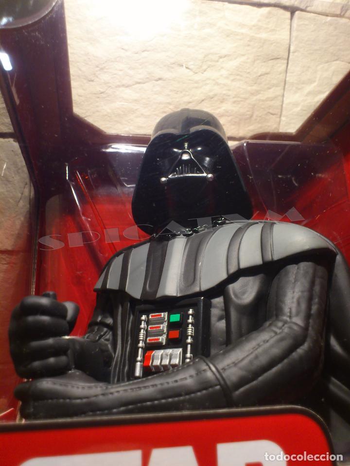 Figuras y Muñecos Star Wars: STAR WARS - HUCHA - MONEY BANK - DARTH VADER - BUSTO - LICENCIA OFICIAL - PRECINTADO - NUEVO - Foto 13 - 105025083
