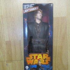Figuras y Muñecos Star Wars: FIGURA ANAKAYN SKYWALKER STAR WARS 30 CM HASBRO NUEVA SIN ABRIR. Lote 105276459