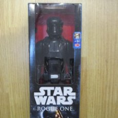 Figuras y Muñecos Star Wars: FIGURA DEATH TROOPER ROUGE ONE STAR WARS 30 CM HASBRO NUEVA SIN ABRIR. Lote 105276675