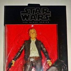 Figuras y Muñecos Star Wars: STAR WARS # HAN SOLO # THE BLACK SERIES ( 18 ) - 15 CM - NUEVO EN BLISTER DE HASBRO.. Lote 105623507
