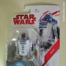 Figure e Bambolotti Star Wars: FIGURA R2-D2 R2D2 - STAR WARS LOS ÚLTIMOS JEDI THE LAST JEDI DISNEY HASBRO - ROBOT DROIDE. Lote 156067778