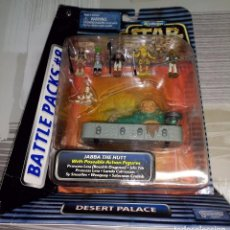 Figuras y Muñecos Star Wars: MICROMACHINES - STAR WARS BATTLE PACK Nº 8 - DESERT PALACE - MICRO MACHINES. Lote 105801547