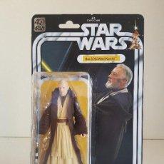 Figuras y Muñecos Star Wars: STAR WARS KENNER HASBRO 40 ANIVERSARIO OBI-WAN KENOBI. Lote 105974875