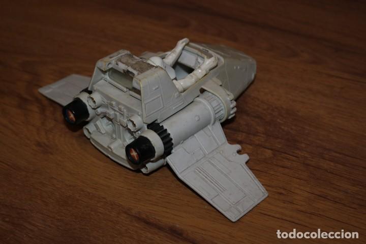 Figuras y Muñecos Star Wars: Star Wars nave vehículo ISP-6 Imperial Shuttle Pod kenner lucasfilm vintage 1983 Macao - Foto 2 - 106025915