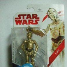 Figuras y Muñecos Star Wars: FIGURA C-3PO - STAR WARS LOS ÚLTIMOS JEDI THE LAST HASBRO C3PO ROBOT ANDROIDE DROID 3,75 FORCE LINK. Lote 106078699