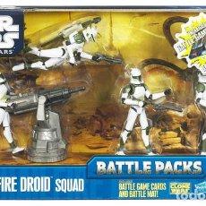 Figuras y Muñecos Star Wars: STAR WARS THE CLONE WARS ACTION FIGURE SETS. Lote 106095267