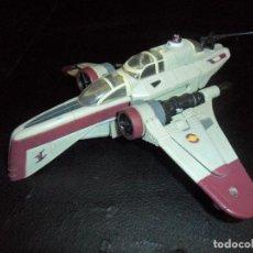 Figuras y Muñecos Star Wars: NAVE ARC-170 - STAR WARS CLON WARS - FIGURA TRANSFORMER. Lote 106238651