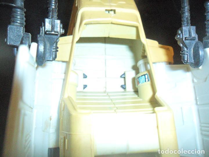 Figuras y Muñecos Star Wars: NAVE IMPERIAL SHUTTLE - ACCESORIO ORIGINAL 1983- STAR WARS - - Foto 5 - 106337147