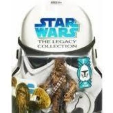 Figuras y Muñecos Star Wars: STAR WARS CHEWBACCA THE LEGACY COLLECTION. Lote 106924475