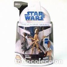 Figuras y Muñecos Star Wars: STAR WARS - BATTLE DROID THE CLONE WARS .-. Lote 106925115