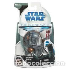 STAR WARS - DESTROYER DROID - THE CLONE WARS - (Juguetes - Figuras de Acción - Star Wars)