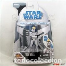 Figuras y Muñecos Star Wars: STAR WARS CLONE PILOT ODD BALL- THE CLONE WARS. Lote 107093727