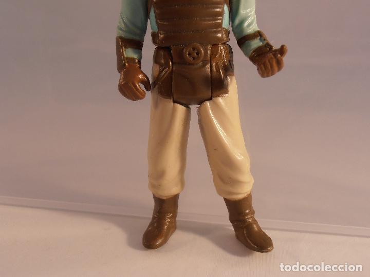 Figuras y Muñecos Star Wars: FIGURA STAR WARS, KENNER VINTAGE, WEEQUAY, AÑO 83, EL RETORNO DEL JEDI - Foto 3 - 107131531