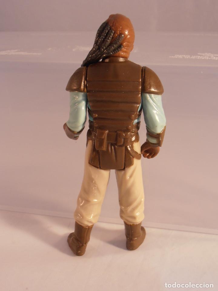 Figuras y Muñecos Star Wars: FIGURA STAR WARS, KENNER VINTAGE, WEEQUAY, AÑO 83, EL RETORNO DEL JEDI - Foto 4 - 107131531