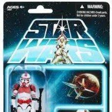 Figuras y Muñecos Star Wars: STAR WARS - SHOCK TROOPER KENNER -. Lote 107459027