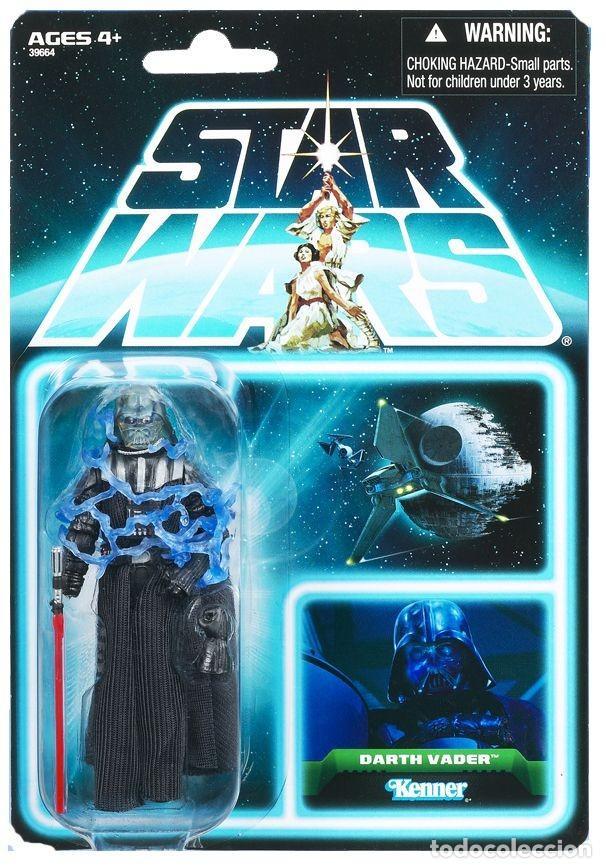 STAR WARS - DARTH VADER KENNER - (Juguetes - Figuras de Acción - Star Wars)