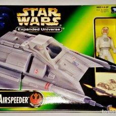 Figuras y Muñecos Star Wars: STAR WARS # AIRSPEEDER # EXPANDED UNIVERSE - NUEVO EN SU CAJA ORIGINAL DE KENNER. ( HASBRO ).. Lote 107544303