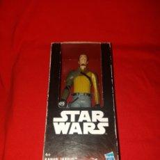 Figuras y Muñecos Star Wars: FIGURA STAR WARS KANAN JARRUS - HASBRO. Lote 107729900