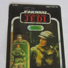 Figuras y Muñecos Star Wars: FIGURA STAR WARS RETURN OF THE JEDI, PRINCESA LEIA ORGANA, KENNER, AÑO 1983, EN BLISTER CC. Lote 108419463