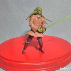 Figuras y Muñecos Star Wars: FIGURA DE STAR WARS , DEL JEDI FISTO , MARCA HASBRO.. Lote 108844819