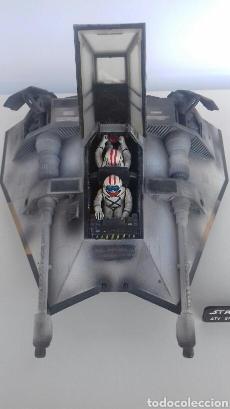 Figuras y Muñecos Star Wars: Maqueta Star Wars Snowspeeder de MPC/ERLT (ESB) - Foto 3 - 107048082