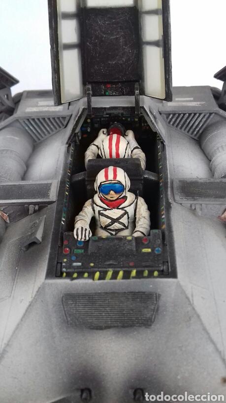 Figuras y Muñecos Star Wars: Maqueta Star Wars Snowspeeder de MPC/ERLT (ESB) - Foto 8 - 107048082