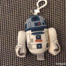 Figuras y Muñecos Star Wars: LLAVERO PELUCHE R2 D2 STAR WARS . Lote 109116347