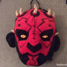 Figuras y Muñecos Star Wars: MOCHILA STARWARS STAR WARS DARTH MAUL. Lote 109116591