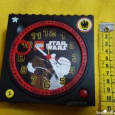 Figuras y Muñecos Star Wars: STAR WARS RELOJ DESPERTADOR. Lote 109303018