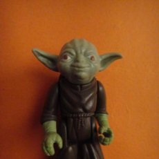 Figuras y Muñecos Star Wars: FIGURA STAR WARS YODA OJOS MARRONES 1980 VINTAGE .. Lote 109496099