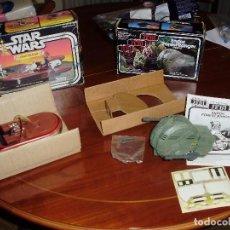 Figuras y Muñecos Star Wars: STAR WARS ENDOR FOREST RANGER & LANDSPEEDER VINTAGE RETORNO DEL JEDI. Lote 109613275
