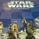 Figuras y Muñecos Star Wars: AJEDREZ STAR WARS. ART TREASURES. PIEZA ÚNICA Y EXTRAORDINARIA. GUERRA DE LAS GALAXIAS. PLANETA.. Lote 110230555