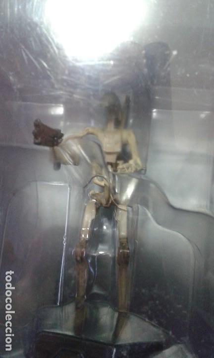 Figuras y Muñecos Star Wars: Ajedrez Star Wars. Art Treasures. Pieza única y extraordinaria. Guerra de las Galaxias. Planeta. - Foto 28 - 110230555