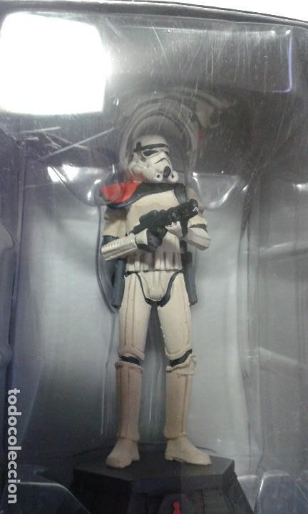 Figuras y Muñecos Star Wars: Ajedrez Star Wars. Art Treasures. Pieza única y extraordinaria. Guerra de las Galaxias. Planeta. - Foto 32 - 110230555