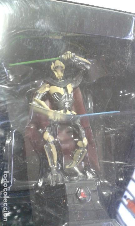 Figuras y Muñecos Star Wars: Ajedrez Star Wars. Art Treasures. Pieza única y extraordinaria. Guerra de las Galaxias. Planeta. - Foto 60 - 110230555