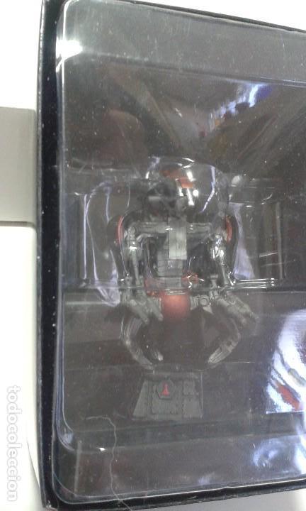 Figuras y Muñecos Star Wars: Ajedrez Star Wars. Art Treasures. Pieza única y extraordinaria. Guerra de las Galaxias. Planeta. - Foto 61 - 110230555