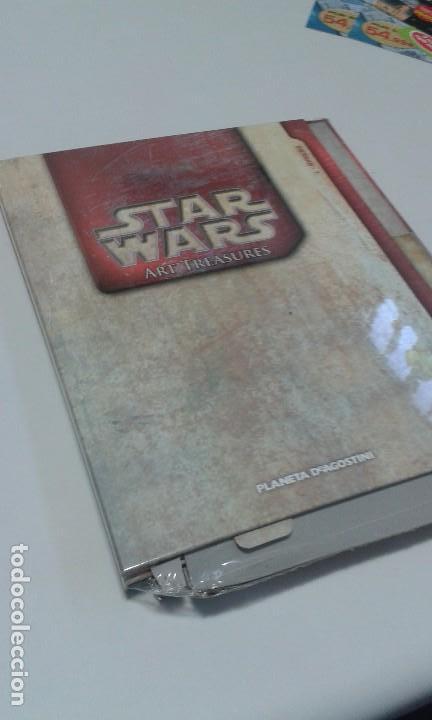 Figuras y Muñecos Star Wars: Ajedrez Star Wars. Art Treasures. Pieza única y extraordinaria. Guerra de las Galaxias. Planeta. - Foto 72 - 110230555