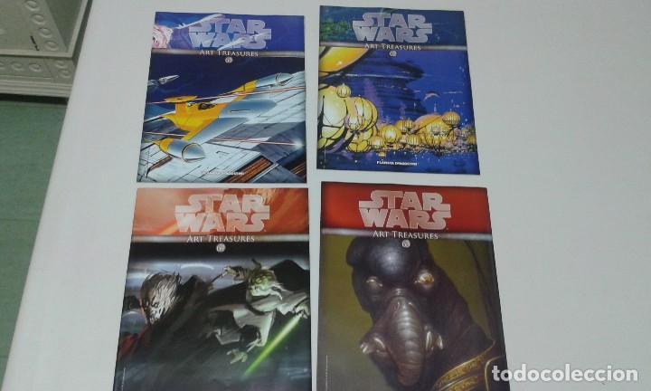 Figuras y Muñecos Star Wars: Ajedrez Star Wars. Art Treasures. Pieza única y extraordinaria. Guerra de las Galaxias. Planeta. - Foto 77 - 110230555