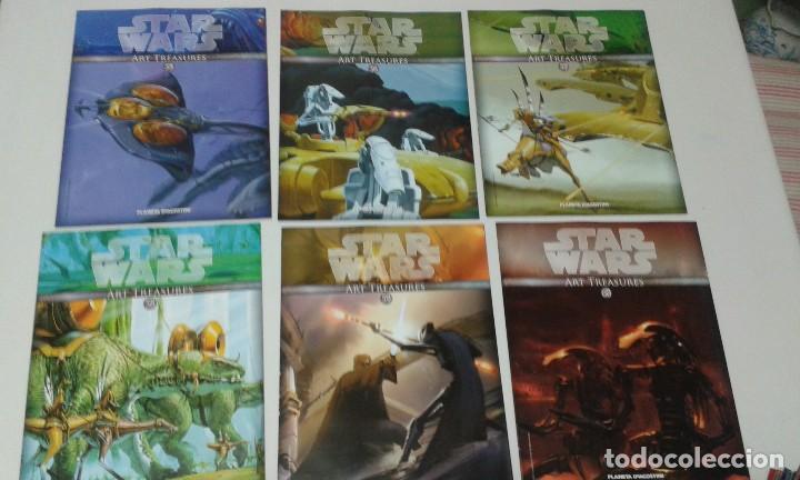 Figuras y Muñecos Star Wars: Ajedrez Star Wars. Art Treasures. Pieza única y extraordinaria. Guerra de las Galaxias. Planeta. - Foto 78 - 110230555