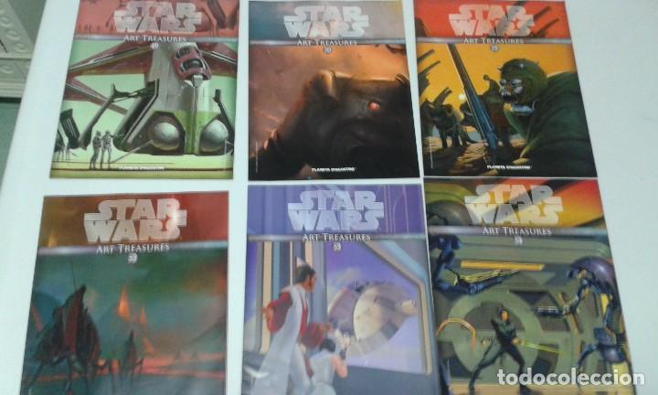 Figuras y Muñecos Star Wars: Ajedrez Star Wars. Art Treasures. Pieza única y extraordinaria. Guerra de las Galaxias. Planeta. - Foto 79 - 110230555