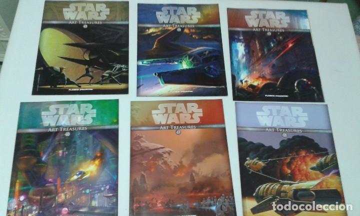 Figuras y Muñecos Star Wars: Ajedrez Star Wars. Art Treasures. Pieza única y extraordinaria. Guerra de las Galaxias. Planeta. - Foto 80 - 110230555
