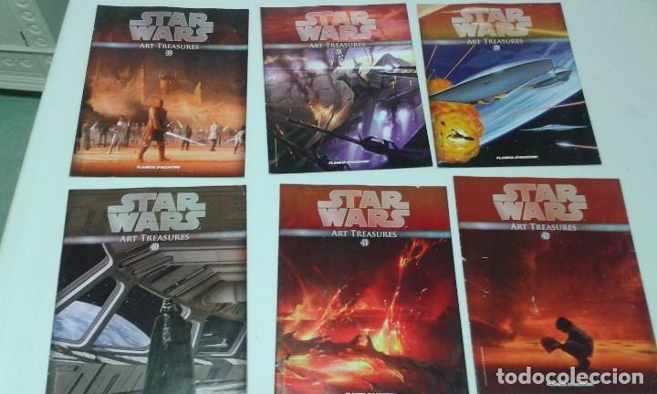 Figuras y Muñecos Star Wars: Ajedrez Star Wars. Art Treasures. Pieza única y extraordinaria. Guerra de las Galaxias. Planeta. - Foto 83 - 110230555