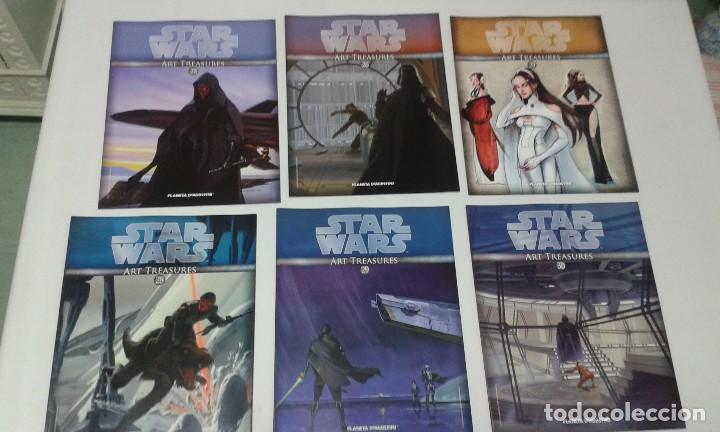 Figuras y Muñecos Star Wars: Ajedrez Star Wars. Art Treasures. Pieza única y extraordinaria. Guerra de las Galaxias. Planeta. - Foto 85 - 110230555