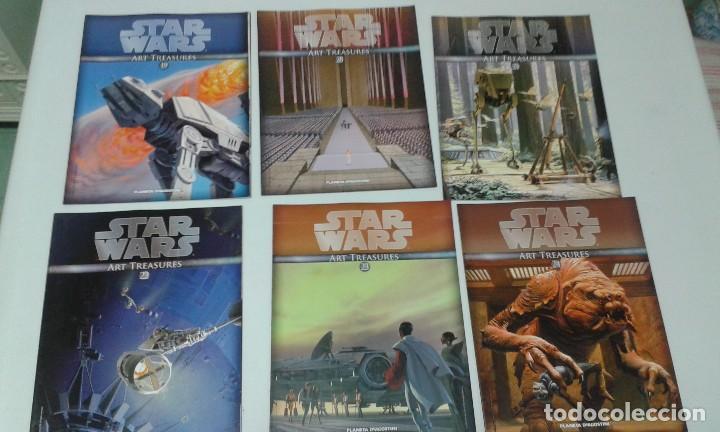 Figuras y Muñecos Star Wars: Ajedrez Star Wars. Art Treasures. Pieza única y extraordinaria. Guerra de las Galaxias. Planeta. - Foto 86 - 110230555