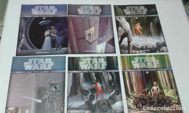 Figuras y Muñecos Star Wars: Ajedrez Star Wars. Art Treasures. Pieza única y extraordinaria. Guerra de las Galaxias. Planeta. - Foto 87 - 110230555